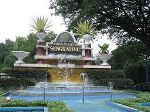 Wisata Taman Rekreasi Sengkaling Malang Youtube Tlogomas Kab