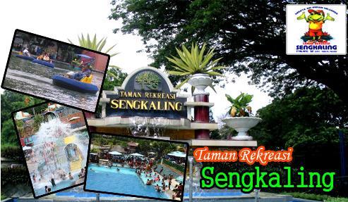 Adelia Fadhillah Taman Rekreasi Sengkaling Terletak Jl Raya Mulyoagung 188