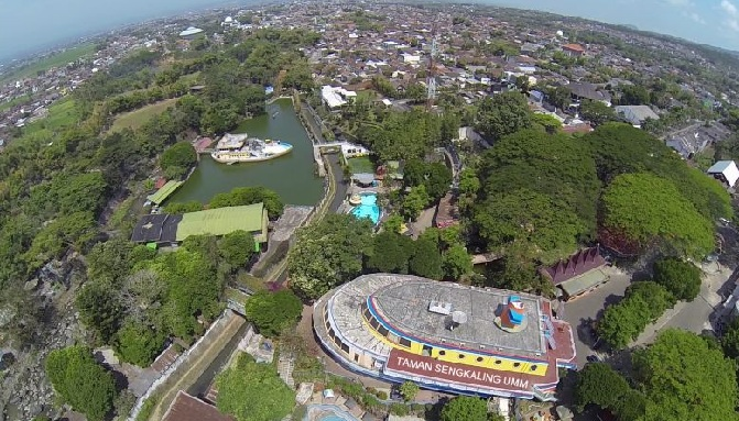 Harga Tiket Masuk Rekreasi Taman Wisata Sengkaling Malang Jejak Bocah