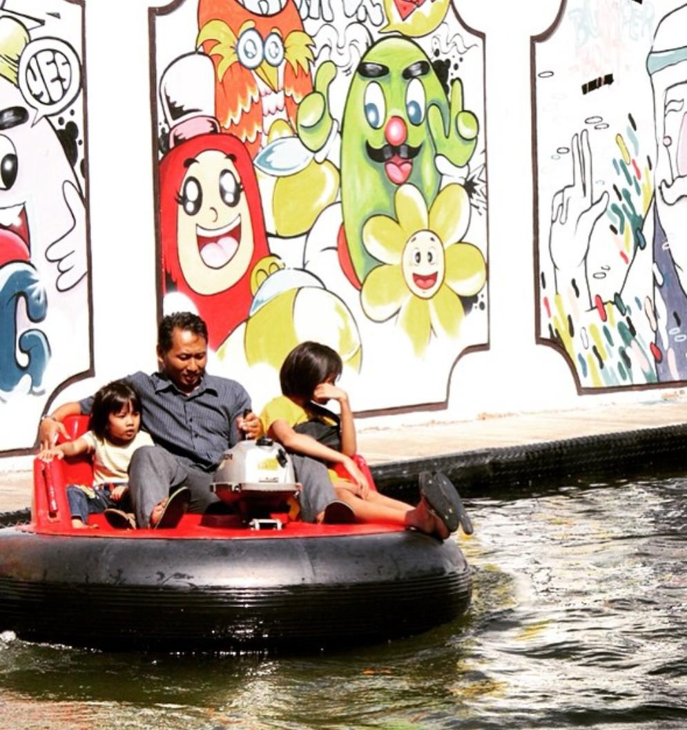 Harga Tiket Masuk Taman Rekreasi Sengkaling Terbaru 2018 Berwisata Kota