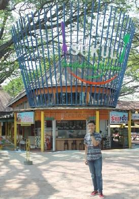 Keren Taman Rekreasi Sengkaling Sekul Kuliner Malang Kamu Kunjungi Kab