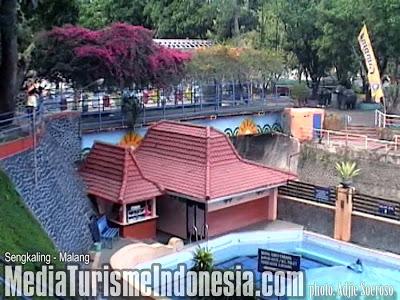 Pelesiran Taman Rekreasi Sengkaling Berada Kabupaten Malang Tepatnya Jalan Raya