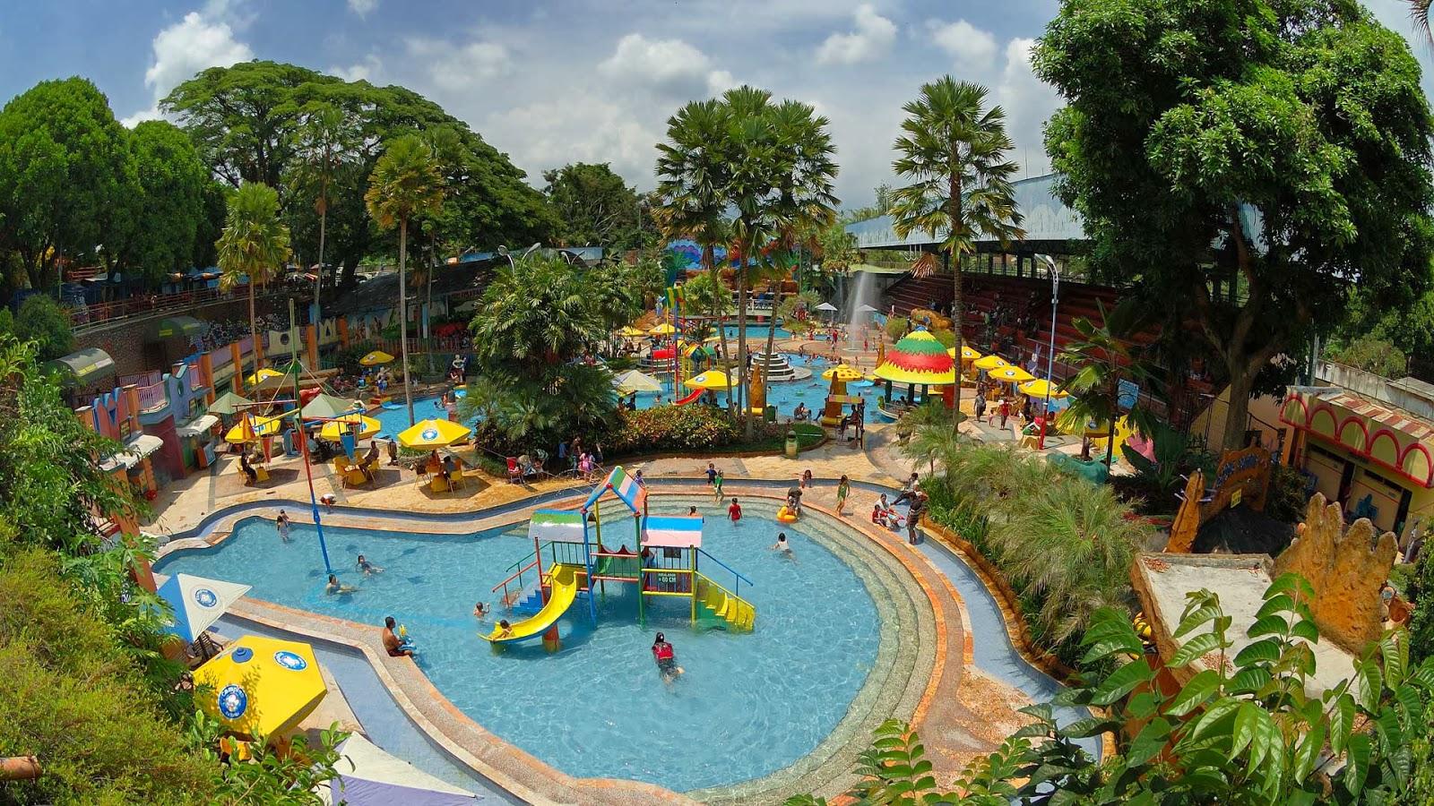 Serunya Berlibur Taman Rekreasi Sengkaling Malang Catatan Wisata Kab
