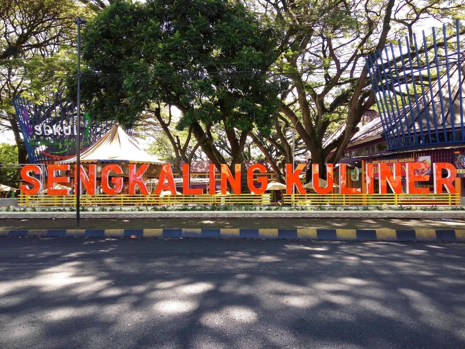 Taman Rekreasi Sengkaling Vindha Ramadhanifia Kab Malang