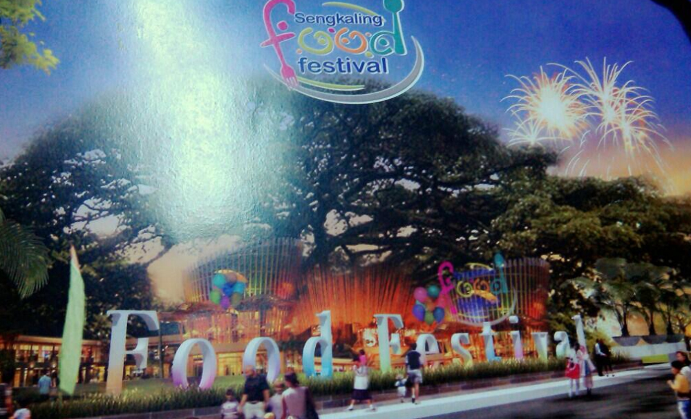 Taman Rekreasi Sengkaling Wahyu Fahreza Food Festival Sff Ikon Wisata
