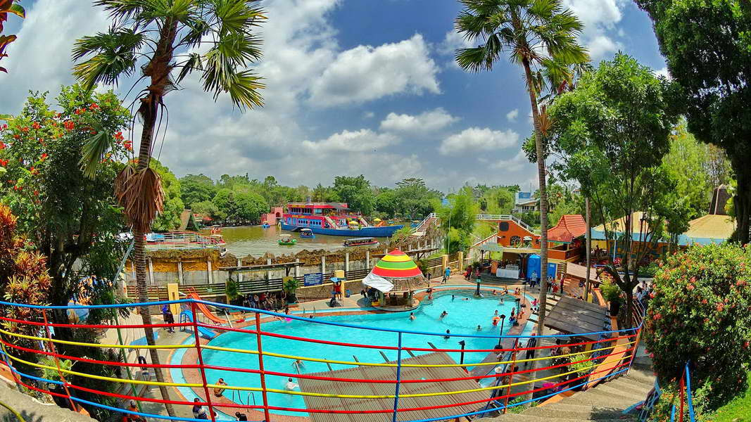 Wisata Keluarga Seru Taman Rekreasi Sengkaling Panduan 4 Kab Malang