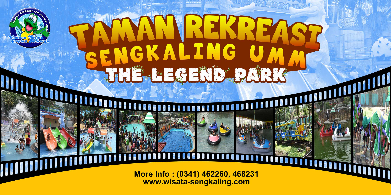 Wisata Sengkaling Home Taman Rekreasi Umm Legend Park Kab Malang