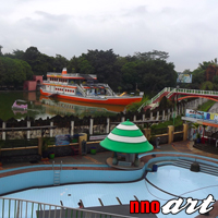 Wisata Sengkaling Malang Taman Rekreasi Food Festival Nnoart Kolam Kab