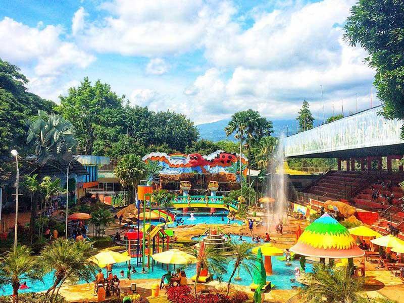 Yuk Berlibur Taman Rekreasi Sengkaling Malang Amazing Kab