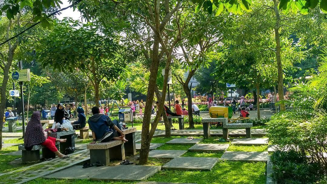 130 Tempat Wisata Malang Batu Sekitarnya Wajib Dikunjungi Taman Merbabu