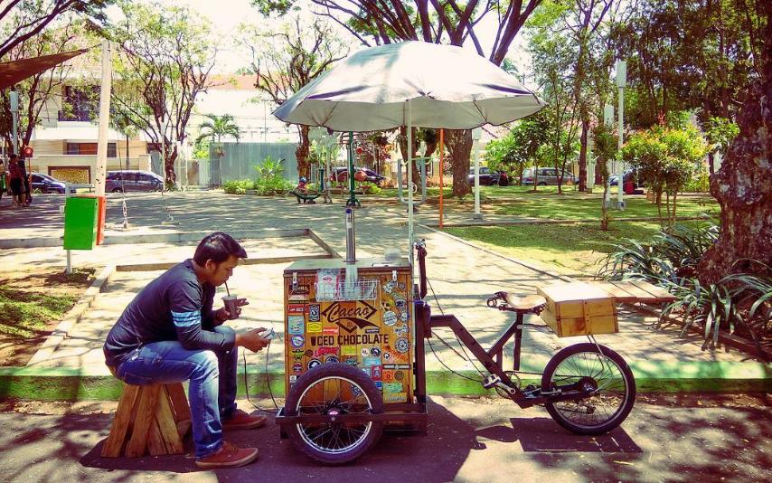 36 Tempat Destinasi Wisata Malang Populer Hits Dikunjungi Taman Slamet