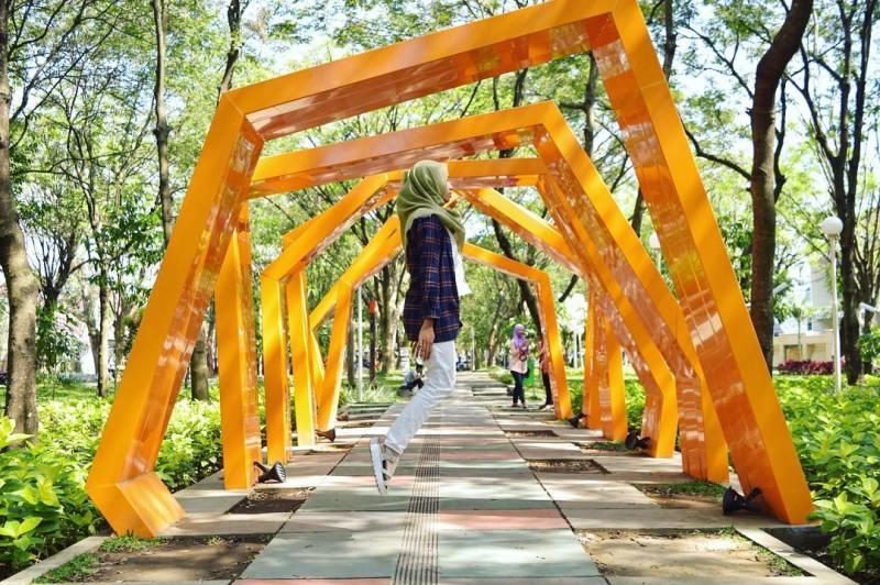 40 Destinasi Wisata Hits Malang Tinggal Pilih Cus Taman Slamet