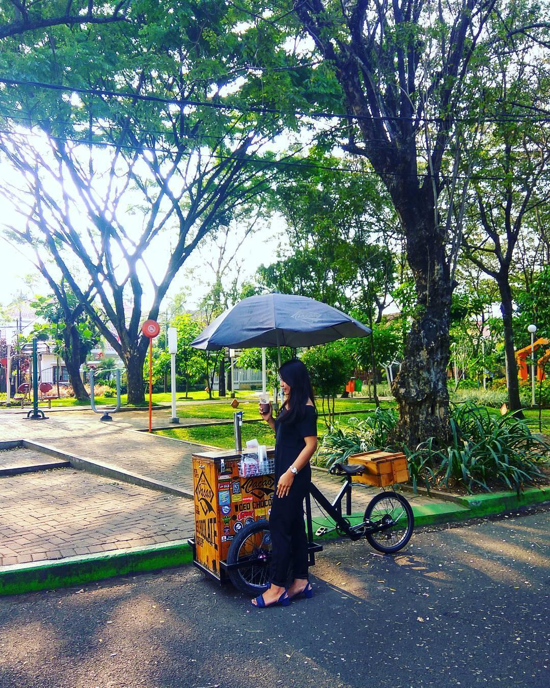 6 Kawasan Terbuka Hijau Destinasi Wisata Gratis Kota Malang Taman