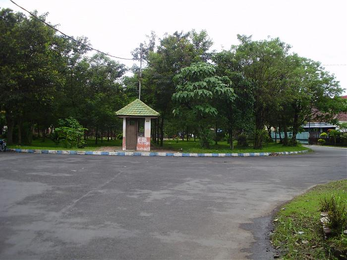 Berita Info Percantik Taman Slamet Dana Csr Sebesar Rp 1