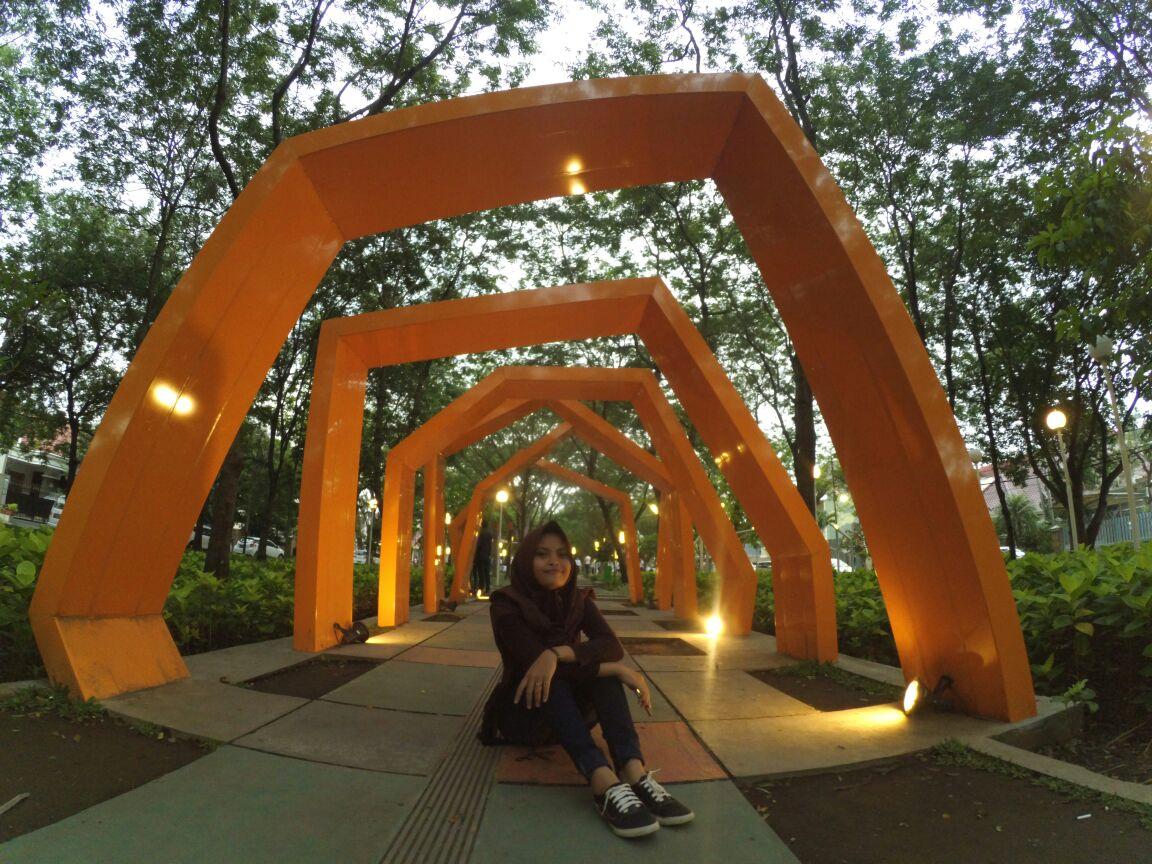 Chandra Meliniati Taman Slamet Malang Jawa Timur Kab
