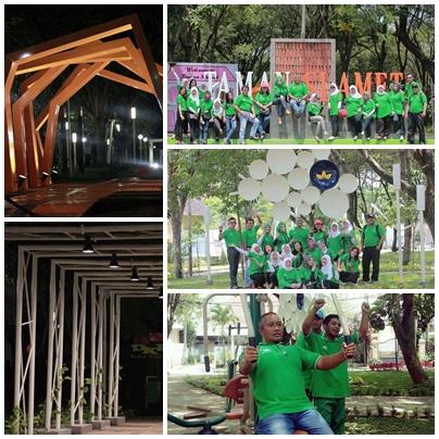 Dinas Perumahan Kawasan Permukiman Kota Malang Taman Slamet Kab