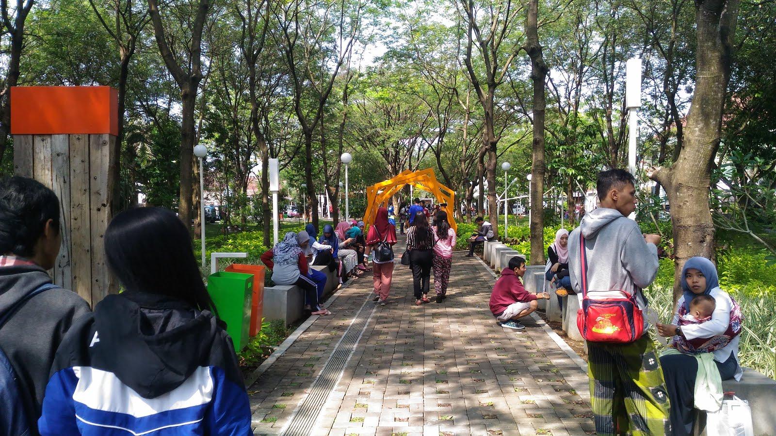 Fadhil Ikhsan Blog Hidden Paradise Kota Malang Dikenal Nama Taman