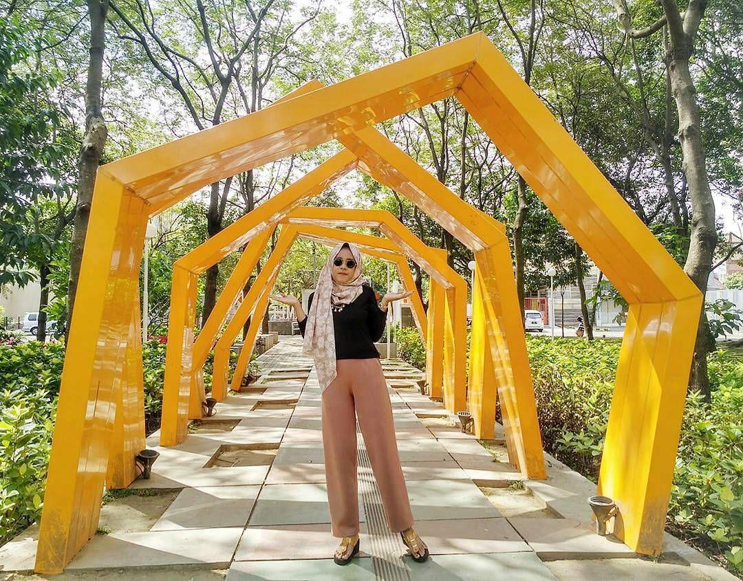 Fom Mithaeby Happy Holiyey Taman Slamet Malang Kab