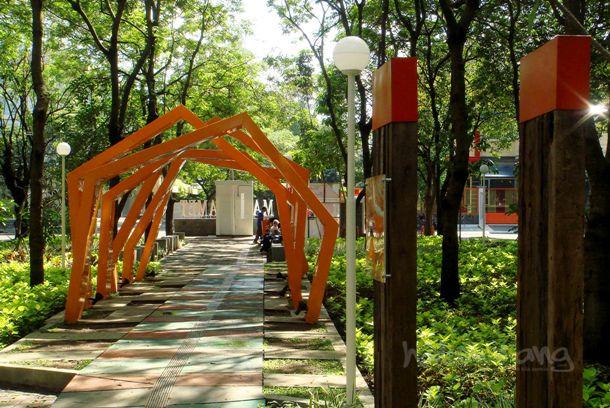 Foto Kirab Adipura Penghargaan Pegiat Lingkungan Kota Malang Taman Slamet
