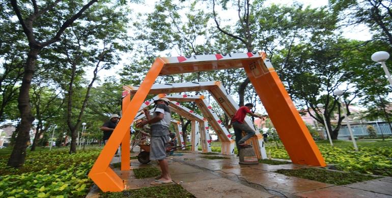 Hasil Csr Taman Slamet Jadi Tempat Edukasi Sains Klikapa Kab