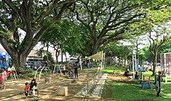 Kota Malang Wikipedia Bahasa Indonesia Ensiklopedia Bebas Taman Bentoel Trunojoyo