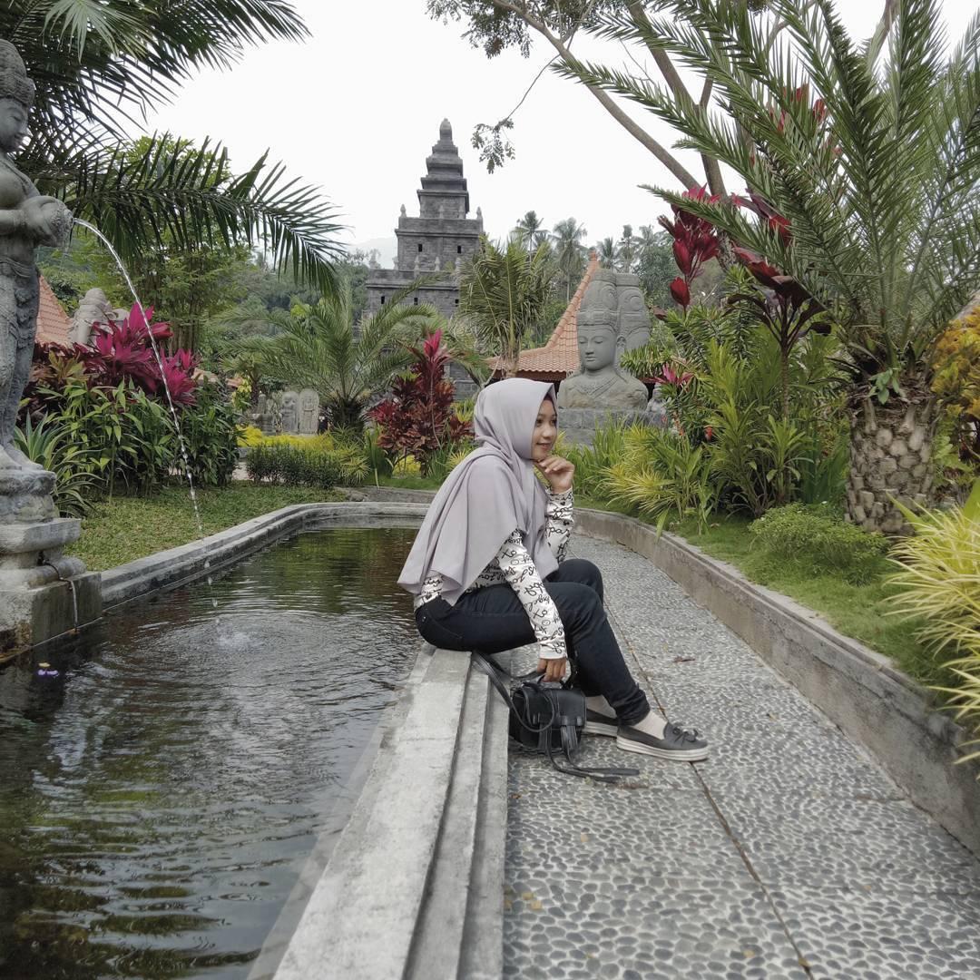 Liburan Ala Keluarga Kerajaan Malang Ayo Lembah Tumpang Taman Slamet