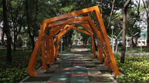 Menikmati Keindahan Tatanan Taman Slamet Tengah Kota Lingkar Malang Lingkarmalang