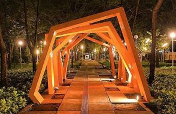 Peristiwa Ngabuburit Malang Inilah Spot Hitz Taman Slamet Kab