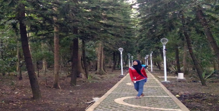 Rp 1 Miliar Percantik Taman Slamet Klikapa Portal Kab Malang