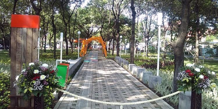 Taman Slamet Hidden Paradise Kota Malang Malangvoice Kab