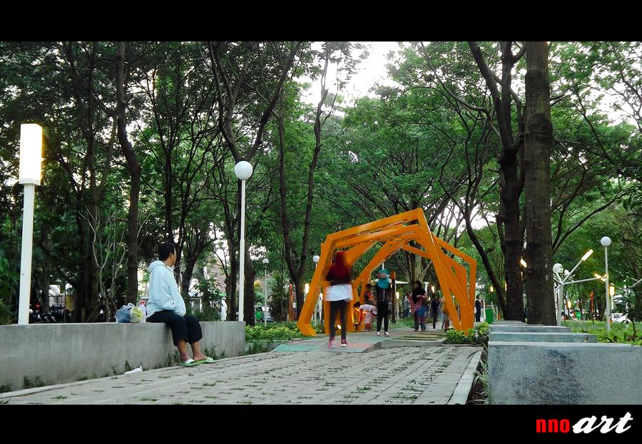 Taman Slamet Malang Surga Tersembunyi Tengah Kesibukan Kota Spot Foto