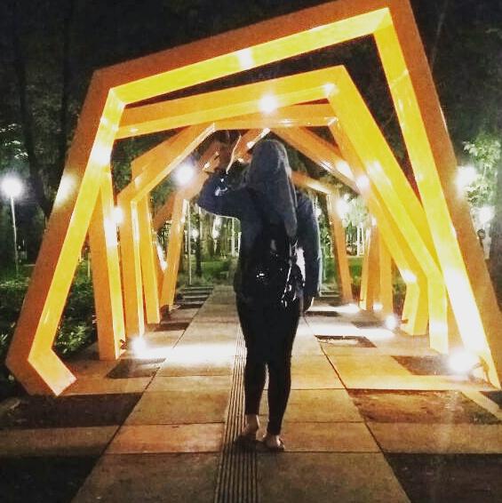 Taman Slamet Spot Hunting Foto Tempat Wisata Indonesia Kab Malang
