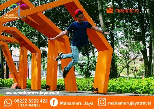 Taman Slamet Tempat Liburan Hits Wisata Malang Kab