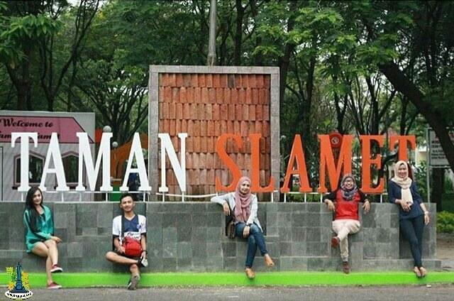 Taman Slamet Wisata Spot Tersembunyi Malang Kab