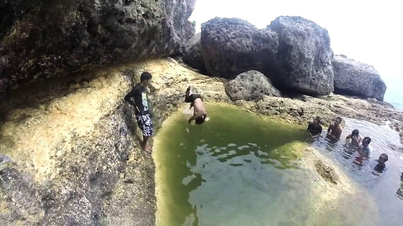 Fun Camp Pantai Mbehi 1 Sewagopromalang Youtube Teluk Bidadari Kab
