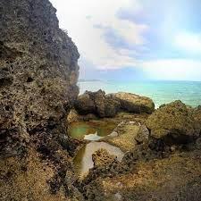 Kolam Renang Alami Teluk Bidadari Motivasinews Satu Tempat Wisata Malang