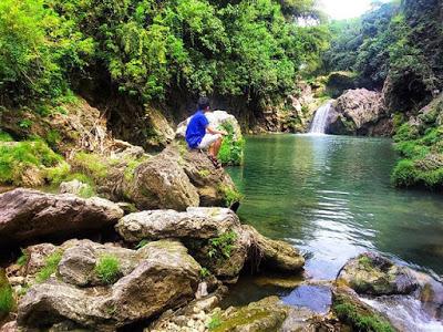 Rute Teluk Bidadari Pantai Mbehi Malang Harga Tiket Masuk Lokasi