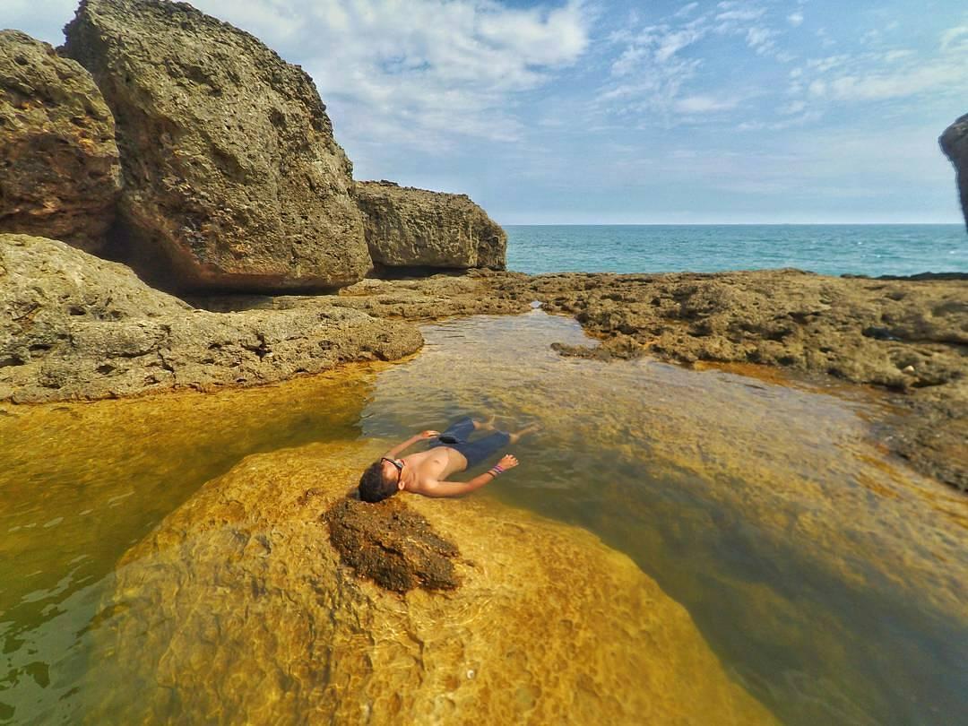 Syarif Loc Teluk Bidadari Pantai Mbehi Kab Malang Follow