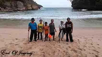 Teluk Bidadari Keripik Kripik Oleh Khas Kuliner Letih Penat Badan