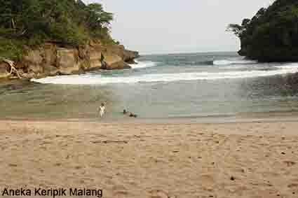 Teluk Bidadari Keripik Kripik Oleh Khas Kuliner Pantai Mbehi Kab