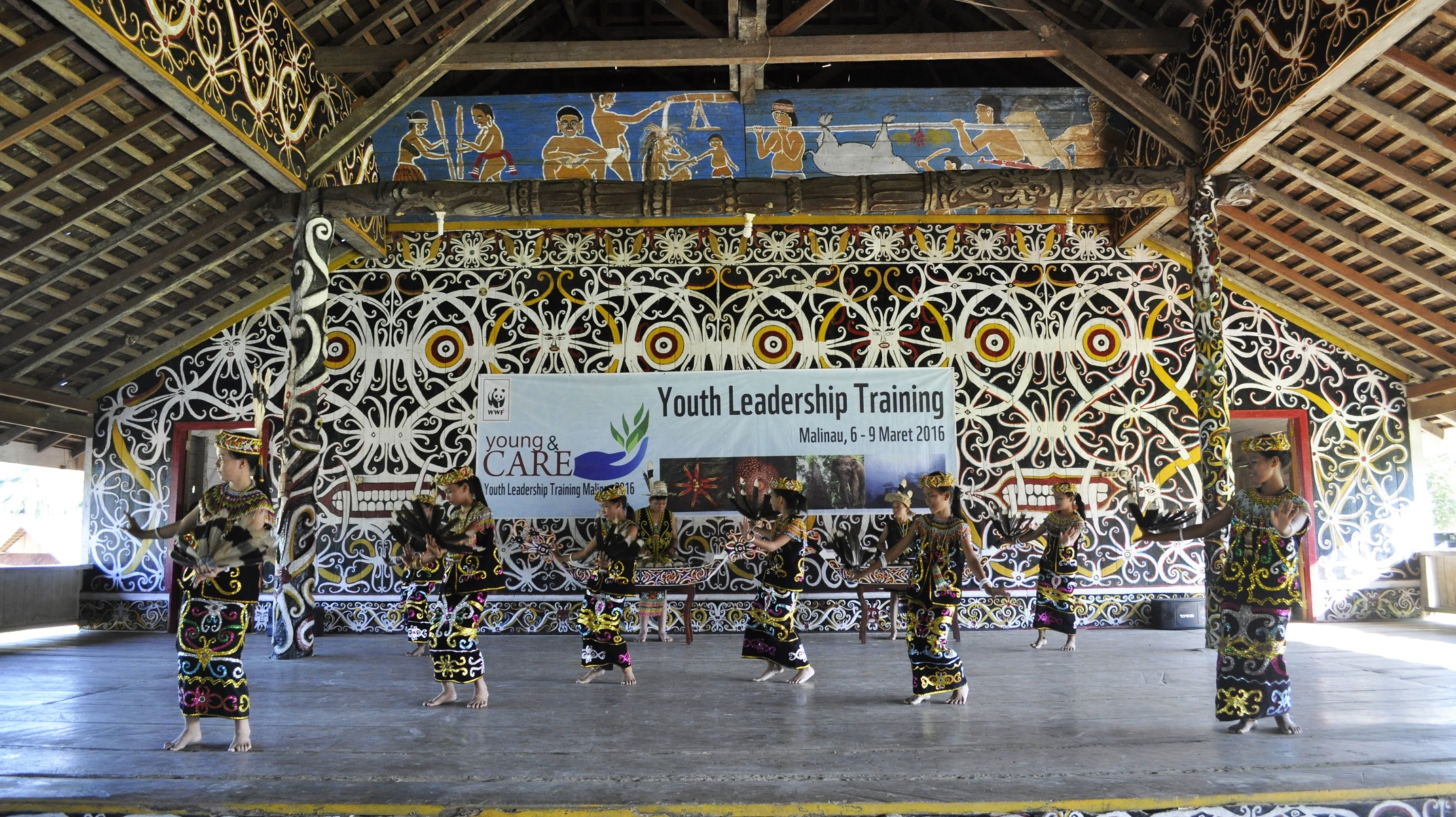 Youth Leadership Training Desa Wisata Setulang Malinau Wwf Comments Kab