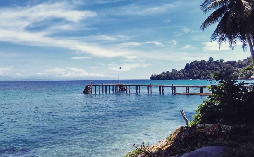 19 Tempat Wisata Ambon Maluku Hits Dikunjungi Pantai Itawaka Kab