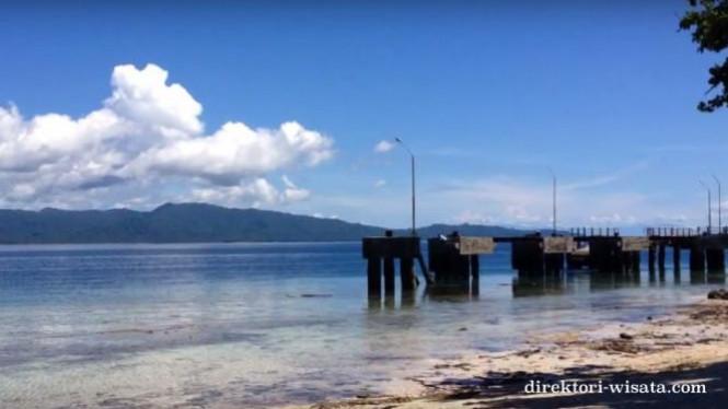 4 Destinasi Populer Pulau Saparua Maluku Tengah Viva Image Title