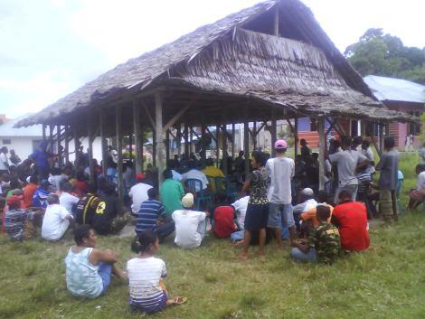 Itawaka Titawaka Negeri P Saparua Prov Maluku Kesultanan Titiwaka Rumah