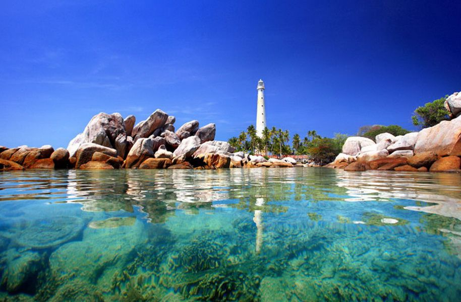 Kumpulan Tempat Wisata Ambon Maluku Gambar Pantai Itawaka Kab Tengah