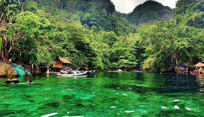 Maluku Traveling Yuk Page 3 Pantai Lubang Buaya Morella Cantik