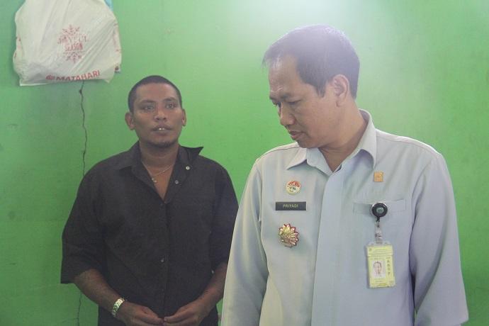 Pelaksanaan Kegiatan Hasil Penelitian Pengembangan Ham S2 Pantai Itawaka Kab