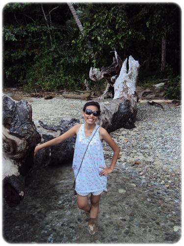 Tuhan Kamu Pantai Tanjong Anyo Desa Itawaka Maluku Tengah Kab