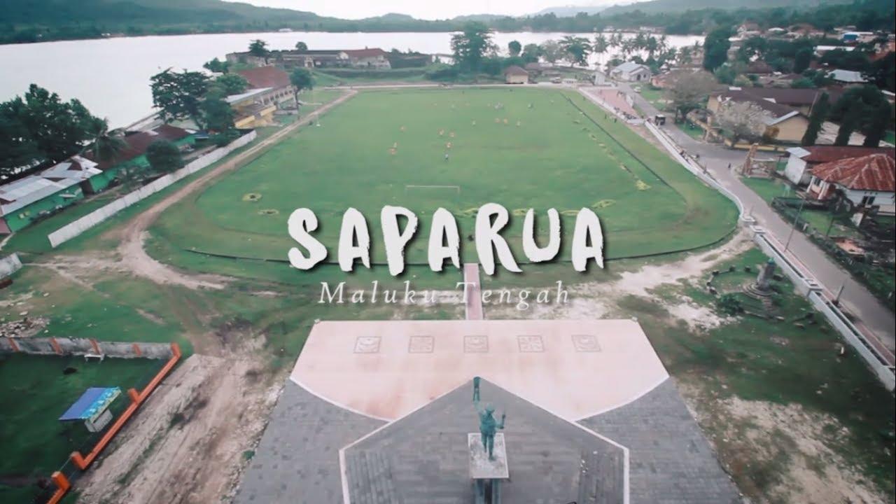 Vlog 7 Saparua Maluku Tengah 2017 Youtube Pantai Itawaka Kab