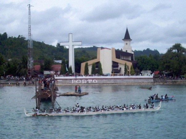 20 Rekomendasi Tempat Wisata Ambon Maluku Tersembunyi Favorit Pantai Porto